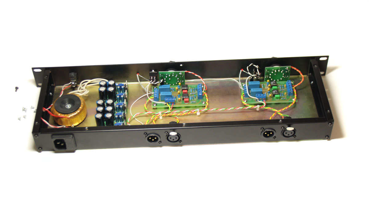 Ad797 Mic Preamp